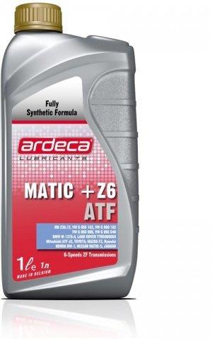 Ardeca Matic + Z6 1L